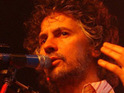 Steven Drozd of the Flaming Lips has been hospitalized for unknown reasons.