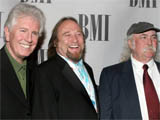 David Crosby, Stephen Stills and Graham Nash