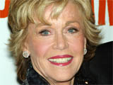 Jane Fonda at the Opening Night of the Broadway play '33 Variations' at the O'Neill Theatre, New York.