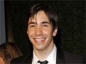 Justin Long says that he enjoyed playing a misogynistic restaurant patron in a new Neil LaBute play.