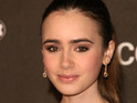 Lily Collins signs to play Taylor Lautner's girlfriend in thriller Abduction.