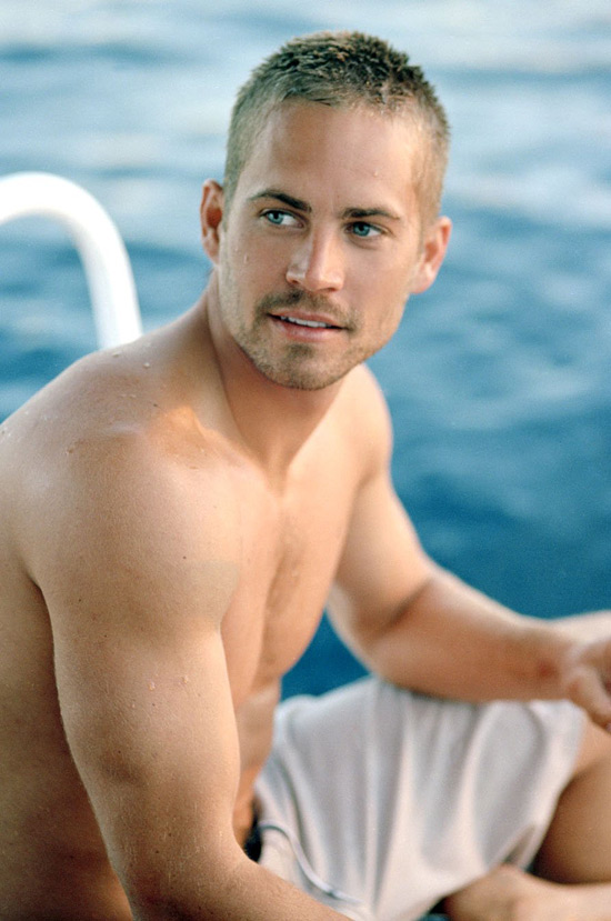Gay Spy: Paul Walker