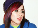Lady Sovereign confirms rumors that she is a lesbian.