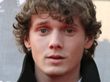 Anton Yelchin at the Moscow premiere of J.J. Abrams 'Star Trek' movie.