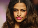 Camila Alves says that Matthew McConaughey uses more beauty products than she does.