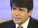 Blagojevich tips Osbourne on 'Apprentice'