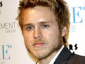 Spencer Pratt posts a joke video online of himself having his beard shaved off.