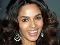 Mallika Sherawat films item song in Mumbai