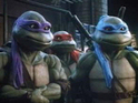 Paramount hires a pair of writers to reboot Teenage Mutant Ninja Turtles.