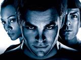 Movie Interview - Starship Enterprise crew