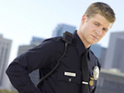 Ben McKenzie admits that he enjoys filming action sequences for TNT's Southland.