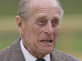 Prince Phillip at the Royal Windsor Horse Show