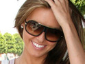 Audrina Patridge celebrates her 25th birthday with a pool party in Las Vegas.
