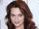 Hilarie Burton reveals that she is enjoying her new role on White Collar.