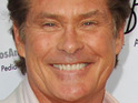 David Hasselhoff is apparently among participants setting off today in the 2010 Gumball Rally.
