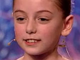 Hollie Steel. Britians Got Talent.
