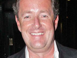 Piers Morgan at the 'Britain's Got Talent' wrap party held at the Dorchester Hotel bar in Mayfair London, England.