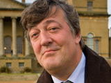 TV Interview - Stephen Fry