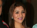 Govinda's daughter Narmada Ahuja is to launch in a romantic comedy which starts filming next year.