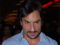 "Saif Ali Khan says that watching his '90s films reminds him of his ""fashion bloopers"" and bad hair."