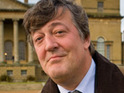 Actor and TV presenter Stephen Fry joins the board of Norwich City Football Club.