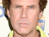 Funnyman Will Ferrell strikes a pose at the 2009 MTV Movie Awards