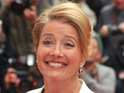 Emma Thompson confirms rumors that she auditioned for 1992 movie Basic Instinct.