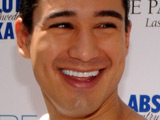 Former 'Saved By The Bell' star Mario Lopez at an opening in Las Vegas