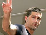 Matthew Fox at the Monte Carlo Television Festival