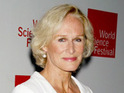 Glenn Close says that her former co-star Michael Douglas will need courage as he battles cancer.