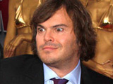 Jack Black at the 'Year One' world premiere at Lincoln Square, New York City
