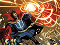 Artist Brendan McCarthy claims that Pixar is considering a CGI Doctor Strange movie.