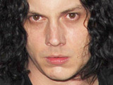 White Stripes front man Jack White and legendary Led Zeppelin guitarist Jimmy Page at the premiere of 'It Might Get Loud' in Los Angeles.