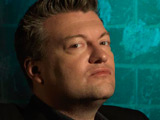 TV Interview - Charlie Brooker