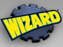 The Origins co-writer is working with Wizard on its digital publications side.