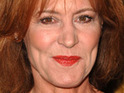 Christine Lahti signs for 'The Doctor'