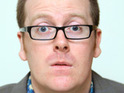 The BBC has apologized for a joke that Frankie Boyle made about Palestine.