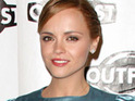 Christina Ricci says that she wants to get in shape with a new Brazilian exercise DVD.