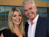 holly willoughby is unveiled as the new this morning co-presenter