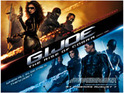 Rachel Nichols claims that only three characters will return for next year's G.I. Joe 2.