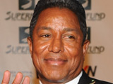 Jermaine Jackson at the &#39;Save the World Awards&#39; press conference in Vienna, Austria