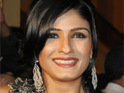 Raveena Tandon highlights the use of animal skins and leather for an animal rights campaign.