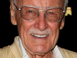 Comic book mastermind Stan Lee leaving the Solamar Hotel after attending the SyFy 2009 Comic Con party