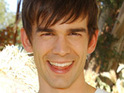 Christopher Gorham reveals that playing a blind man in Covert Affairs is a challenge.