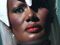 Grace Jones claims that she turned down the chance to play with Lady GaGa.
