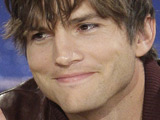 Ashton Kutcher makes a guest appearance on 'The Tonight Show' in Los Angeles.