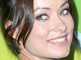 'House' star Olivia Wilde at the Fox All Star Party in Pasadena, California.