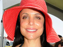 Bethenny Frankel admits that she couldn't cope with the mess caused by a home birth.
