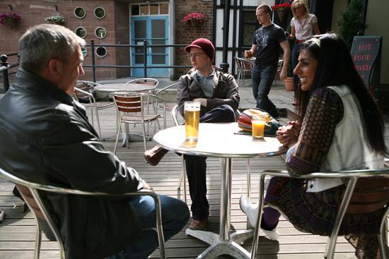 Hollyoaks: 2622: 2009-08-11