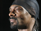 Snoop Dogg performs